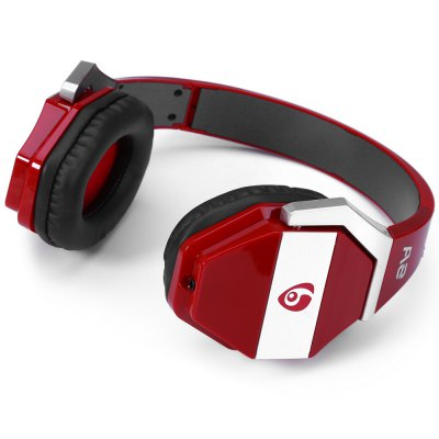 OVLENG A8 Adjustable Headphones Headband with MicrophoneOn-ear &amp; Over-ear Headphones<br>OVLENG A8 Adjustable Headphones Headband with Microphone<br><br>Application: Portable Media Player, Computer, Mobile phone<br>Brand: OVLENG<br>Color: Red,Black,White<br>Compatible with: Mobile phone<br>Connecting interface: 3.5mm<br>Connectivity: Wired<br>Driver unit: 40mm<br>Frequency response: 20~20KHz<br>Function: Answering Phone, Noise Cancelling, Microphone<br>Impedance: 32ohms<br>Input Power: 100mW<br>Microphone dimension: 9 x 7mm<br>Microphone frequency: 50 - 1600Hz<br>Microphone impedance : 1.2Kohm<br>Model: A8<br>Package Contents: 1 x Headphones, 1 x Audio Cable<br>Package size (L x W x H): 20.500 x 21.800 x 9.000 cm / 8.071 x 8.583 x 3.543 inches<br>Package weight: 0.384 kg<br>Plug Type: Full-sized<br>Product size (L x W x H): 19.500 x 19.500 x 8.500 cm / 7.677 x 7.677 x 3.346 inches<br>Product weight: 0.160 kg<br>Wearing type: Headband