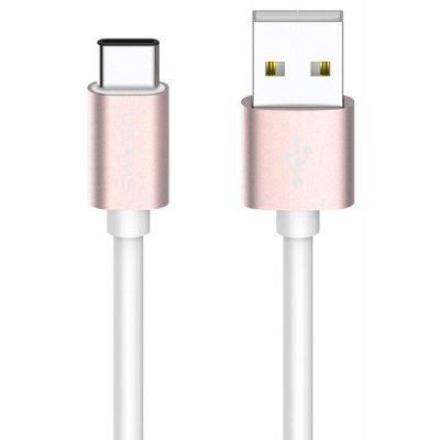 USAMS US-SJ016 1m USB2.0 to Type-C Cable