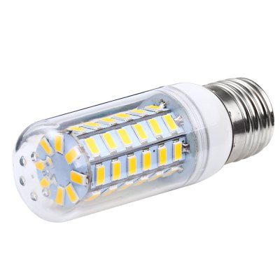 10pcs SZFC E27 SMD 5730 5W 500LM LED Corn LightLED Light Bulbs<br>10pcs SZFC E27 SMD 5730 5W 500LM LED Corn Light<br><br>Brand: SZFC<br>Holder: E27<br>Type: Corn Bulbs<br>Output Power: 5W<br>Emitter Types: SMD 5730<br>Total Emitters: 56<br>Luminous Flux: 500Lm<br>CCT/Wavelength: 3000K,6000K<br>Voltage (V): AC 110-140V<br>Features: Energy Saving,Long Life Expectancy,80% Brightness<br>Function: Home Lighting,Commercial Lighting,Studio and Exhibition Lighting<br>Available Light Color: White,Warm White<br>Sheathing Material: Plastic<br>Product weight: 0.030KG<br>Package weight: 0.380 KG<br>Product size (L x W x H): 9.500 x 3.100 x 3.100 cm / 3.74 x 1.22 x 1.22 inches<br>Package size (L x W x H): 11.000 x 16.000 x 16.000 cm / 4.331 x 6.299 x 6.299 inches<br>Package Contents: 10 x SZFC E27 LED Corn Bulb