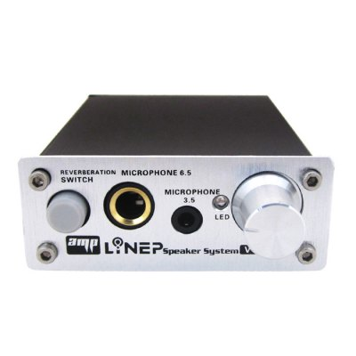 LINEP A907 Microphone Switcher