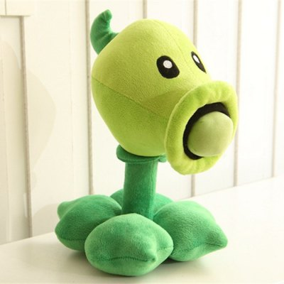 Peashooter Soft Plush Toy - 30cm