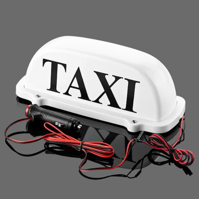HEXIANG 12V 1.8W 1000LM Taxi  Cab Top Roof Lamp Light