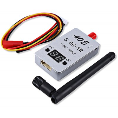 TS932 5.8G 8CH 1W Wireless Transmitter Set for Multicopter DIY