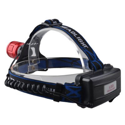RichFire SF - 659 CREE XPE R5 Zooming LED Headlamp with Laser Sight