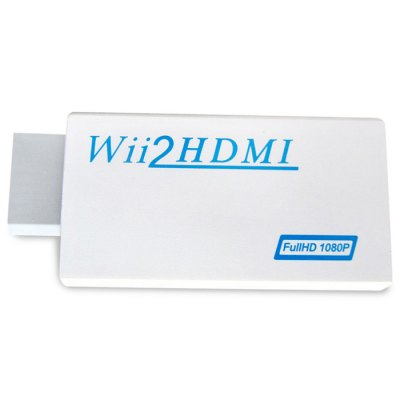 Wii to HDMI Wii2HDMI Converter