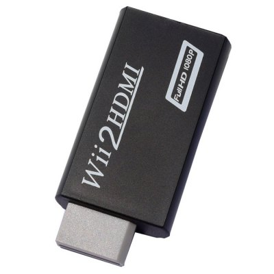 Full Wii to HDMI Wii2HDMI Converter