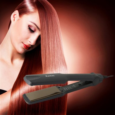 KEMEI KM-329 Electric Hair Straightener