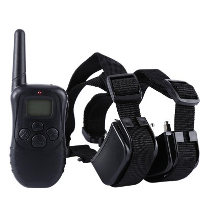 998DR2  Rechargeable Training Dog Collars