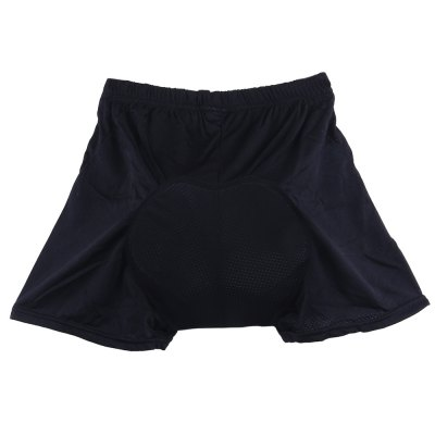 BOI Silica Gel Padded Bicycle Men Shorts