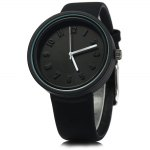 MILER A8289 Colloid Dial Stereo Scale Male Quartz Watch