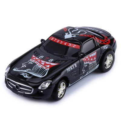 GREAT WALL TOYS 2221 Poker 2.4G Racing Car 1 : 67 Ratio RC Model Toy
