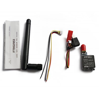 FT953 Multirotor Accessory FPV Transmitter 5.8G 400MW 32 Channel
