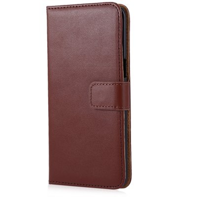 Magnetic Snap Slot Wallet Stand Flip Leather Case Skin for Samsung S6 Edge Plus