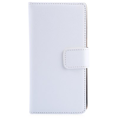 Magnetic Snap Slot Wallet Stand Flip Leather Case Skin for Samsung S6 Edge