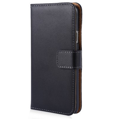 Magnetic Snap Slot Wallet Stand Flip Leather Case Skin for Samsung S5