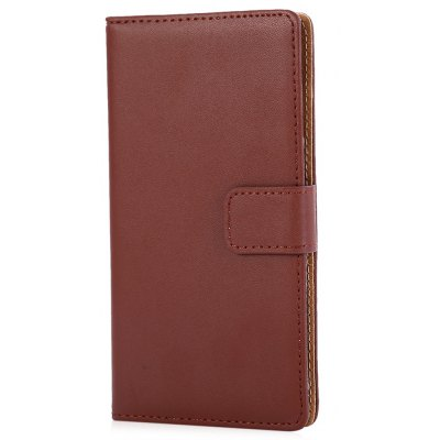 Magnetic Flip Leather Wallet Case Cover for Sony Xperia Z3