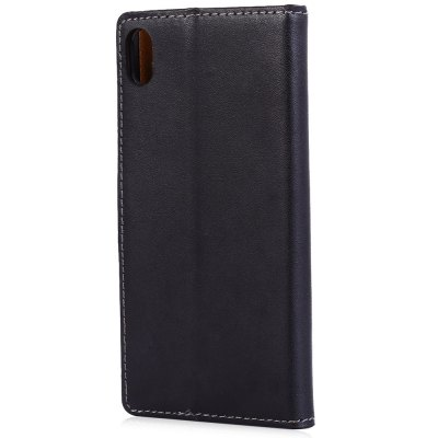 Magnetic Snap Slot Wallet Stand Flip Leather Case Skin for Sony Xperia Z2Cases &amp; Leather<br>Magnetic Snap Slot Wallet Stand Flip Leather Case Skin for Sony Xperia Z2<br><br>Features: Full Body Cases,Cases with Stand,With Credit Card Holder<br>Material: PU Leather<br>Style: Modern<br>Color: Brown,Black<br>Functions: Camera Hole Location<br>Product weight: 0.067KG<br>Package weight: 0.088 KG<br>Product size (L x W x H): 15.300 x 8.000 x 1.500 cm / 6.024 x 3.15 x 0.591 inches<br>Package size (L x W x H): 16.300 x 9.000 x 2.500 cm / 6.417 x 3.543 x 0.984 inches<br>Package Contents: 1 x Case Cover for Sony Xperia Z2