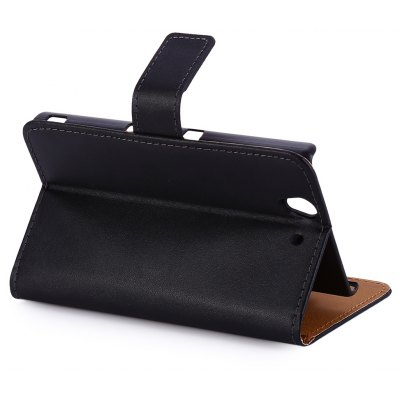 Magnetic Flip Leather Wallet Case Cover for Sony Xperia Z