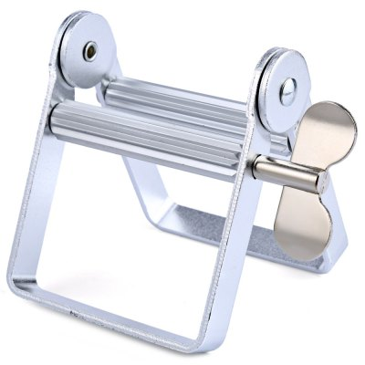 Aluminum Alloy Tube Squeezer Tool for ToothpasteOther Bathroom Accessories<br>Aluminum Alloy Tube Squeezer Tool for Toothpaste<br><br>Type: Practical<br>For: All<br>Material: Aluminium Alloy<br>Occasion: Kitchen Room,Bathroom<br>Color: Silver<br>Product weight: 0.139 kg<br>Package weight: 0.160 kg<br>Product size (L x W x H): 10.000 x 8.300 x 3.000 cm / 3.937 x 3.268 x 1.181 inches<br>Package size (L x W x H): 11.000 x 9.000 x 4.000 cm / 4.331 x 3.543 x 1.575 inches<br>Package Contents: 1 x Aluminum Alloy Tube Squeezer Tool