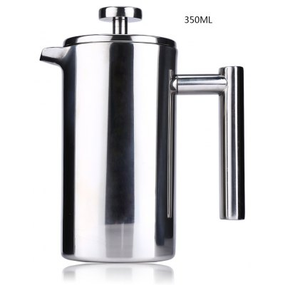 350ML Stainless Steel Cafetiere