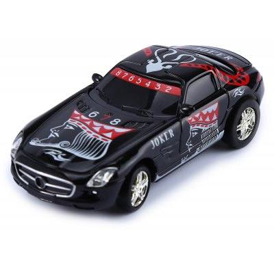 GREAT WALL TOYS 2221 Poker 2.4G Racing Car 1: 67 Verhältnis RC Modell Spielzeug