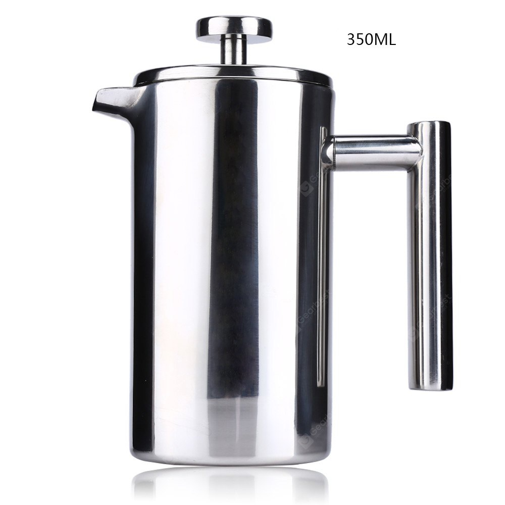 350ML Stainless Steel Insulated Coffee Tea Maker 167577701