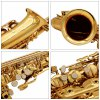 Practical LADE Alto Eb Saxophone High Quality Instrument Gift for sale