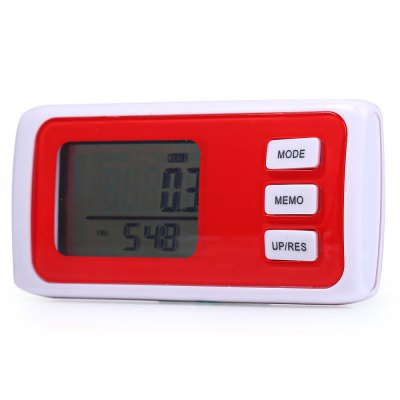 HC-061 3D Pedometer with 7 Days Memory Function