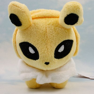 XING TING Animation 5 inch Pokemon Q Version Jolteon Feature Plush Toy Home Office DecorStuffed Cartoon Toys<br>XING TING Animation 5 inch Pokemon Q Version Jolteon Feature Plush Toy Home Office Decor<br><br>Materials: PP Cotton<br>Theme: Movie and TV<br>Features: Cartoon<br>Series: Fantasy<br>Package weight: 0.075 kg<br>Package size: 13.000 x 10.000 x 10.000 cm / 5.118 x 3.937 x 3.937 inches<br>Package Contents: 1 x Jolteon Plush Doll