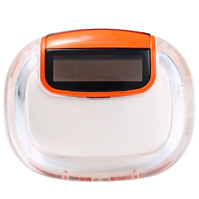 627 Solar Pedometer with Auto Power-off Function