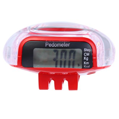538 Electrical Pedometer Automatic Sleeping Function