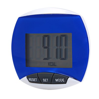 668 Elliptic Electrical Pedometer Automatic Power-off