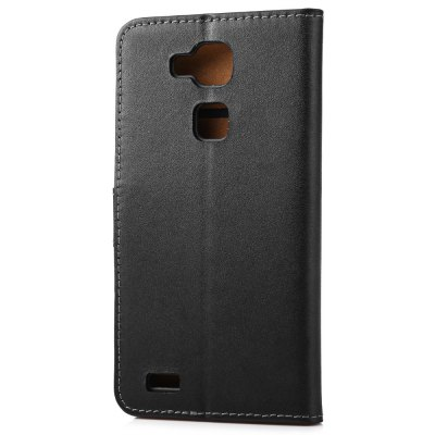 Magnetic Slot Wallet Stand Flip Leather Case Skin for Huawei Ascend Mate 7