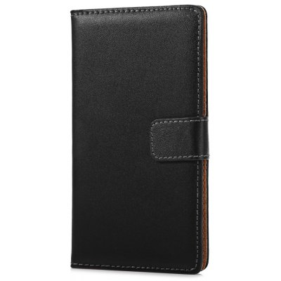 Magnetic Slot Wallet Stand Flip Leather Case Skin for Huawei Ascend P8