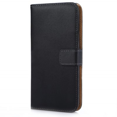 Magnetic Slot Wallet Stand Flip Leather Case Skin for HTC M7