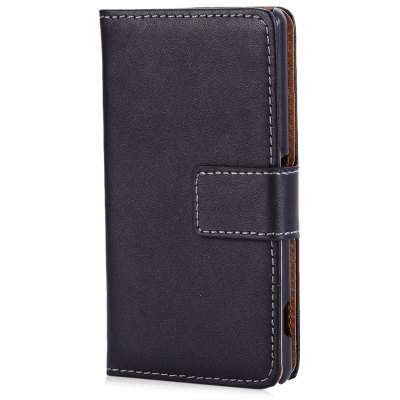 Magnetic Flip Leather Wallet Case Cover for Sony Xperia Z3 mini