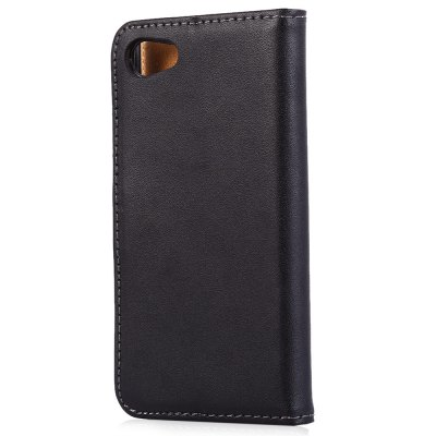 Magnetic Snap Slot Wallet Stand Flip Leather Case Skin for Sony Xperia Z5 mini