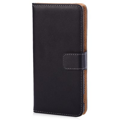 Magnetic Snap Slot Wallet Stand Flip Leather Case Skin for Sony Xperia Z4