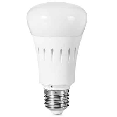 Heelight E27 6W Smart App Voice Control LED BulbSmart Lighting<br>Heelight E27 6W Smart App Voice Control LED Bulb<br><br>Base Type: E27<br>Power: 6W<br>Lumen: 750 - 850Lm<br>Color Temperature: 2700K - 8200K<br>Function: Digital voice control<br>Light Bulb Brightness: 800 - 1099 Lumens<br>Product weight: 0.135 kg<br>Package weight: 0.175 kg<br>Product Size  ( L x W x H ): 11.600 x 11.600 x 6.220 cm / 4.567 x 4.567 x 2.449 inches<br>Package Size ( L x W x H ): 13.000 x 13.000 x 7.500 cm / 5.118 x 5.118 x 2.953 inches<br>Package Contents: 1 x Heelight E27 Smart LED Bulb