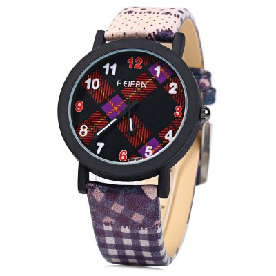 Feifan 62020 Women Quartz Watch