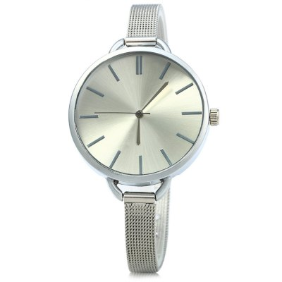 MILER A8286 Female Quartz WatchWomens Watches<br>MILER A8286 Female Quartz Watch<br><br>Band Length: 7.68 inch<br>Band Material Type: Stainless Steel<br>Band Width: 7mm<br>Case material: Alloy<br>Case Shape: Round<br>Clasp type: Pin Buckle<br>Dial Diameter: 1.38 inch<br>Dial Display: Analog<br>Dial Window Material Type: Glass<br>Gender: Women<br>Movement: Quartz<br>Style: Dress<br>Product weight: 0.032 kg<br>Package weight: 0.053 kg<br>Product Size(L x W x H): 23.00 x 3.50 x 0.70 cm / 9.06 x 1.38 x 0.28 inches<br>Package Size(L x W x H): 24.00 x 4.50 x 1.70 cm / 9.45 x 1.77 x 0.67 inches<br>Package Contents: 1 x MILER A8286 Female Quartz Watch
