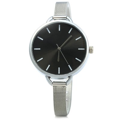 MILER A8286 Female Quartz WatchWomens Watches<br>MILER A8286 Female Quartz Watch<br><br>Brand: Miler<br>Watches categories: Female table<br>Watch style: Fashion<br>Available color: Black,White<br>Movement type: Quartz watch<br>Shape of the dial: Round<br>Display type: Analog<br>Case material: Stainless Steel<br>Band material: Stainless Steel<br>Clasp type: Pin buckle<br>The dial thickness: 0.7 cm / 0.28 inches<br>The dial diameter: 3.5 cm / 1.38 inches<br>The band width: 0.7 cm / 0.28 inches<br>Wearable length: 15 - 21 cm / 5.9 - 8.27 inches<br>Product weight: 0.032 kg<br>Package weight: 0.062 kg<br>Product size (L x W x H): 23.000 x 3.500 x 0.700 cm / 9.055 x 1.378 x 0.276 inches<br>Package size (L x W x H): 24.000 x 4.500 x 1.700 cm / 9.449 x 1.772 x 0.669 inches<br>Package Contents: 1 x MILER A8268 Watch
