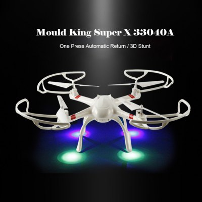 Mould King Super X 33040A 2.4GHz 4CH 4-axis RC Quadcopter