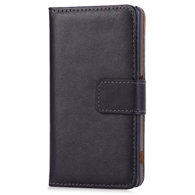 Magnetic Snap Slot Wallet Stand Flip Leather Case Skin for Sony Xperia Z1 mini