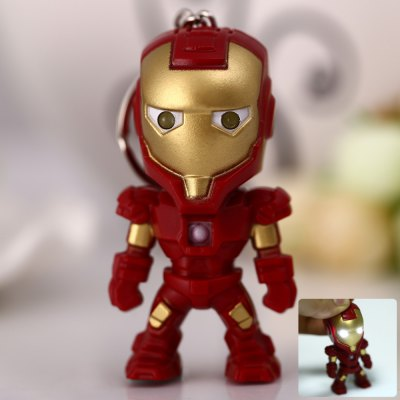 Ironman Style Key Ring 168576604