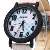 FEIFAN 62020 Women Quartz Watch with Unique Leather Strap for sale