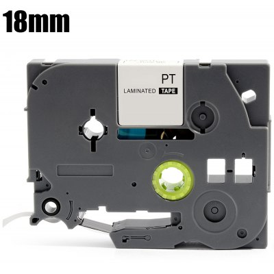 TZ-211 Label Tape for Brother Labeler Printer Gadget