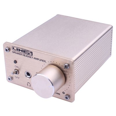 LINEP A910 Audio Headphone Amplifier