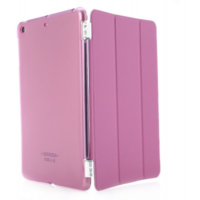 Smart Cover Hard Back Case for iPad Mini 1 2 3