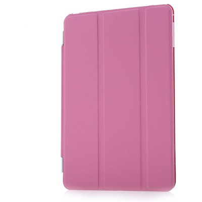 Magnetic Leather Smart Cover Hard Back Case for iPad Mini 4